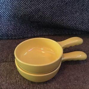 3 for 30!  Vintage Franciscan bowls